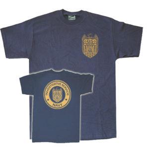 Camiseta N.C.I.S. Navy. Investigación Criminal de la Marina de los Estados Unidos. Prenda de buena calidad. Algodón 100%. Importada de los Estados Unidos. Tacto agradable. Cómoda y ligera.