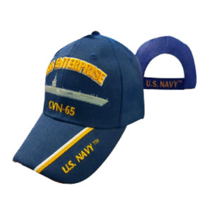 GORRA NAVY ENTERPRISE