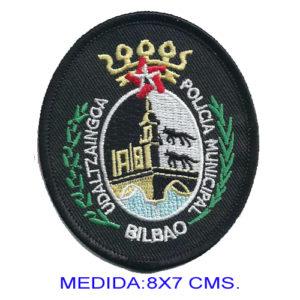 BILBAO MUNI PATCH