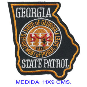 GEORGIA PATCH