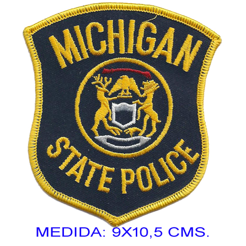 MICHIGAN PATCH