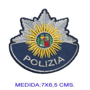 POLIZIA PATCH