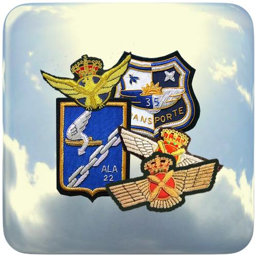 Insignias Aviación