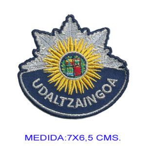 UDALTZAINGOA PATCH