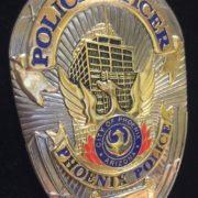 ARIZONA POLICE BADGE
