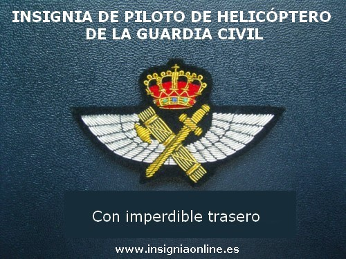 Alas de la Guardia Civil