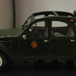 Citroen 2CV Guardia Civil 1959