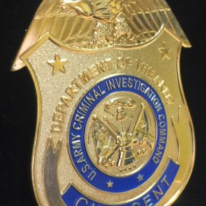 DEPARTMENT OF THE ARMY BADGE