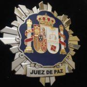ESCUDO JUEZ DE PAZ