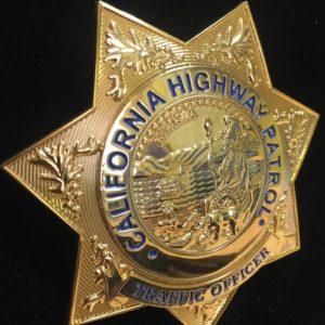 ESTRELLA DE SHERIFF DE CALIFORNIA