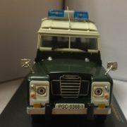 Land Rover Guardia Civil