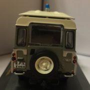 Land Rover Policía FPA