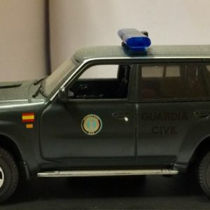 Nissan Patrol GR GAR Guardia Civil