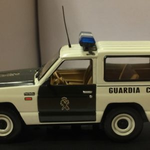 Nissan Patrol Guardia Civil 1992