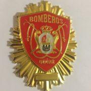 Placa de los bomberos de Andújar, Jaen