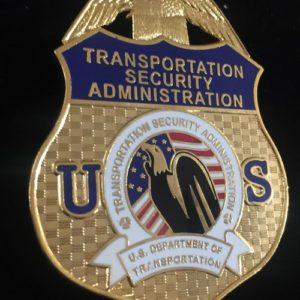 US DEPARTMENT TRANSPORTATION BADGE