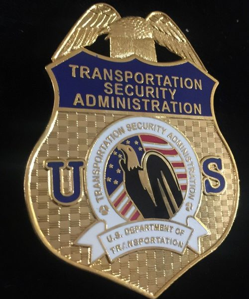 US DEPARTMENT TRANSPORTATION BADGE