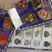 Emblemas de bomberos