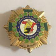 Condecoración Al Mérito Guardia Civil