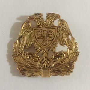 Insignia de la policía nacional albanesa