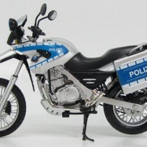 Moto de la polizei alemana a escal 1:12