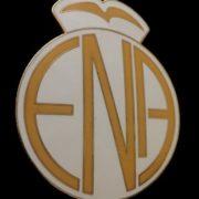 Antigua insignia de la E.N.A.