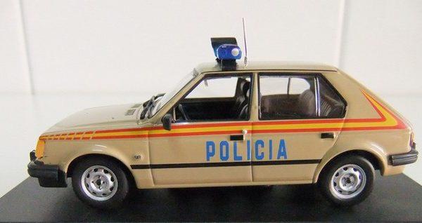 Talbot Horizon de Policía Nacional 1984