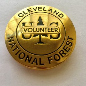 Cleveland National Forest Badge