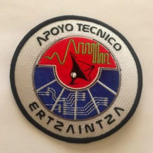 Emblema Unidad Apoyo Técnico Ertzaintza