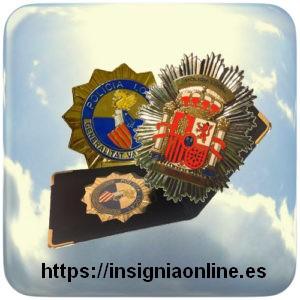 Insignias Policiales