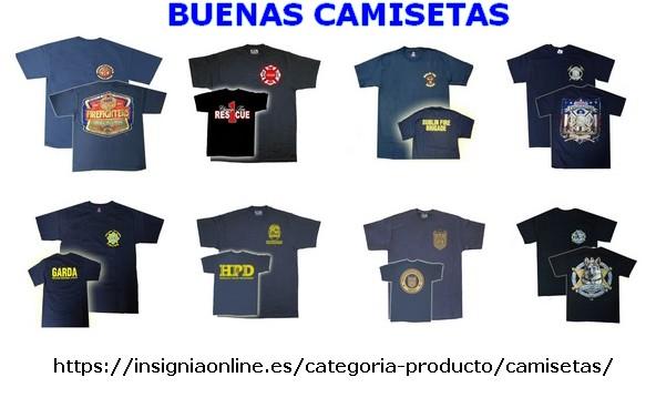 7ad68751c camisetas Serigrafiadas - Insignia Online
